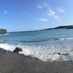 Tuesday - Black sand beach - Hana Road