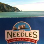 the needles - landmark view