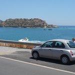 en route pour Plaka et Spinalonga