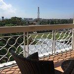 Jr suite balcony