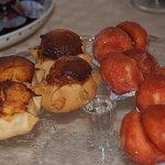 Typical Sardinian Cookies. Thank you Romina!