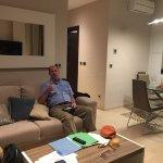 Spacious, Comfortable Living Area