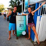 Photo de Freedive Utila - Apnea Total Freediving School