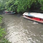 Stationary Boats in the Khlongs