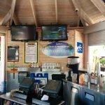 Tiki Bar near pool