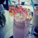 Fabulous Unicorn Milkshakes