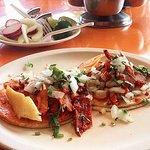 Al Pastor Tacos (yum!)