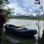 Rainbow Glacier float trip