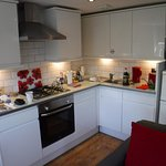 Studio flat Kitchen, Batoum Gardens address