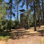 My stay at Mt Hermon.  This is a great camp to visit and attend.  From the ropes courses to just