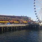 Relax by Seattle water front