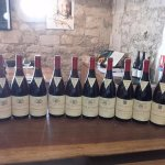 plus de 200 références de vins