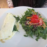 American omlette