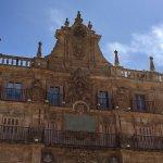 Salamanca's Plaza Mayor Foto