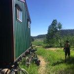 Foto de San Juan Hut Systems