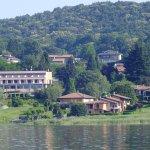 Hôtel vu du Lac