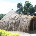 An African igloo