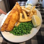 Now that's what you call a Fish Supper