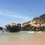 Foto de Praia da Oura