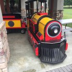 Train at the Chattanooga Zoo