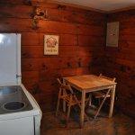 cottage 9/10 (2BR) - eat in kitchen
