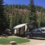 Priest Gulch Campground , RV Park, Cabins & Lodge Foto