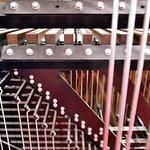 Built in 1932 - Rockefeller Memorial Chapel Carillon