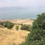 Sea of Galilee from Peace Vista Lodge
