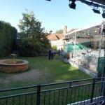 Watermill Theatre, 'Garden Stage' Seating