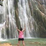 The Limon Falls larger falls.