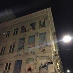 Photo de Tintin Mural Painting