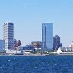 Milwaukee shoreline