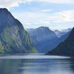Foto de Sognefjorden