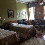 Beautiful rooms @ the Inn