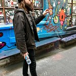 Chris - Our Melbourne Street Tours Guide
