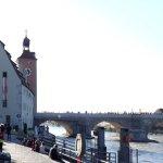 Steinerne Brücke Foto