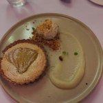 that pear tart.....