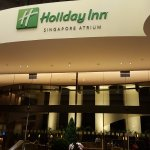 Photo de Holiday Inn Singapore Atrium