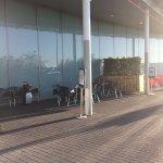 Foto de Park Plaza Amsterdam Airport