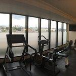 The tiny gym