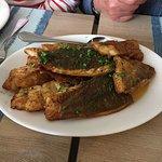 Fisch und Fleisch in wirklich guter Qualität