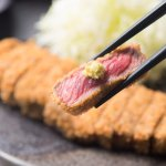 KYOTO Style Beef Cutlet