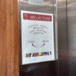 Photo de Seculo Hotel