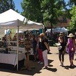 Annual Market Day, Santa Fe Plaza