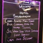Photo de Hotel Shubhangan