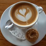 Great Coffee made by Nikos