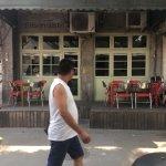 External view of restaurant