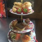 Lovely for afternoon tea