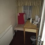 Single room with a 3/4 bed got to be the smallest double room I have ever seen will never use th