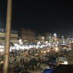 Market around Jagannath temple